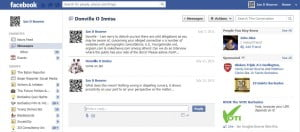 Donville would recall, if I have anything to say to him, I will ask directly - like this Facebook chat 3 years ago which he is yet to reply to? (CLICK FOR BIGGER)