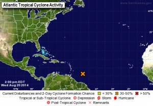 TROPICAL WEATHER OUTLOOK NWS NATIONAL HURRICANE CENTER MIAMI FL 200 PM EDT WED AUG 20 2014