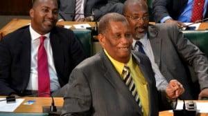{IMAGE VIA - rjrnewsonline.com} Jamaica's former Minister of Agriculture & Fisheries - Roger Clarke