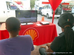 Sol uses the Shell brand under license across its regional Shell Service Station network and is the sole distributor of Shell's fuels and lubricants, which are fully backed by Shell's world-class technical expertise. (Even a Ferrari videogame for customers with a spare moment was available for the racing enthusiasts)