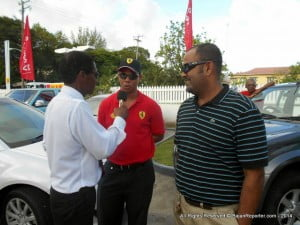 Kirk King, Sales and Marketing Manager of SOL (BARBADOS) LTD., the licensed operator of Shell Service Stations, said the aim of the promotion was to reward customers with the motoring experience of a lifetime, while also sharing key attributes associated with the Shell brand.