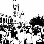 barbados protest march artsetcbarbados2014