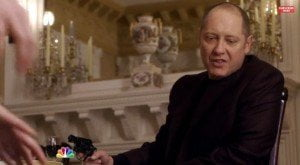 Red Reddington (James Spader) returns to face a deadly international threat on The Blacklist season premiere Monday, September 22 at 10/9c on NBC. Call (246) 620-3569/FLOW: Watch, Talk, Click!