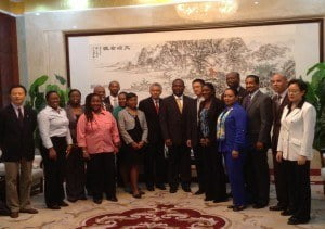 The mission to China led byBarbadianCommerce Minister Donville Inniss, as hesought to build relations, discover new potential trading partners and promote the Caribbean for viable investment opportunities, such as developing web infrastructure in the Caribbean basin. Speaking at the China LAC Summit, Minister Inniss noted the areas for future cooperation between China and the Caribbean included financial services, logistics, tourism and hotel development (via parties & fiestas or catering), agribusiness and infrastructure development like ICT, a topic dear to his heart.