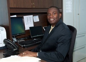 The new General Manager at Goddard Shipping and Tours, Desmond Layne, is also responsible for two other companies, Sea Freight Agencies and the Barbados Concorde Experience which means that his multitasking capabilities are utilised in managing these three companies in three different locations. His experience as the Manager Internal Audit for 7 years has provided him with the background to do this having visited all of the GEL group's 60 plus companies which are located in over 20 countries.