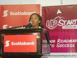 Abenasuggested as an example how bloggers can boost their brand with partnerships - suppose you are blogging on recipes and you craft an alliance between yourself, a supermarket and a pots and pan manufacturer. If each is promoting the other then everyone wins...