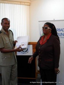 Senator Ifill commended the RBPF for its ongoing efforts with the Barbados Council for the Disabled. She said by having the formatted material available, the Police, in keeping with their goals, guarantees all Barbadians regardless of disability or ability will be safe and secure.