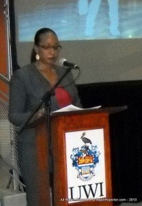 "{FILE IMAGE} Caribbean Export's Executive Director, Pamela Coke-Hamilton expressed that ""this initiative has the potential to be a regional game changer in the transitional development of the regions savvy young people who are bursting with ideas, into our future entrepreneurial successes""."