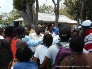 (FILE IMAGE: DEMO ONLY) During the period under review, the number of persons employed totalled 125,400, of whom 64,000 were males and 61,400 were females. The total number of unemployed persons stood at 19,100 ? 9,400 males and 9,700 females. In total, the number of persons in the labour force stood at 144,500.