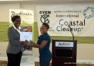 SBRC receiving the ICC recognition certificate