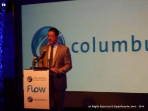 (FILE IMAGE) Mr. Reid said the focus of Columbus, the operators of the residential brand Flow, was on technology and the youth and promised to provide more training opportunities for young people. He described Columbus' entry into the market as successful and stated that the local team was doing a great job.