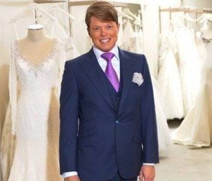 "Terry Hall, from Kleinfeld Bridal (home of TLC's ""Say Yes to the Dress') will be the feature speaker at the Convention's Bridal Brunch"