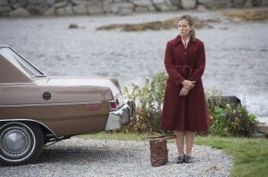 Olive Kitteridge is executive produced by Tom Hanks, Gary Goetzman, Frances McDormand and Jane Anderson, marking Hanks and Goeztman's fifth miniseries with HBO, following Emmy® winners The Pacific, John Adams, Band of Brothers and From the Earth to the Moon. Other HBO/Playtone collaborations include the Emmy®-winning HBO Film Game Change, the series Big Love and a number of Rock and Roll Hall of Fame specials.
