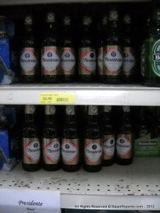 Officials in the Dominican Republic have repeatedly denied any will or measure on the part of the Dominican government to block certain Haitian products from crossing the border. However, Haitian businessmen dealing with the DR often report informal obstacles making it difficult for a number of Haitian products, such as the Haitian beer or rum, to enter the neighboring market.