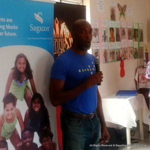 Dr John Hunte addressing day guests of the Geriatric, he observed - NIFCA is one of the NCF's main developmental programmes, and historically it has generated interest and participation from a number of school/community groups over its 41 years of existence. There are number of dance entrants for example with junior and mixed aged troupes that have been participating consecutively for as many as 21 years. Indeed it can also be said that performances from the many school choirs, drama speech participants and other categories have been one of the contributing factors to the audience attendance at NIFCA events over the years, resulting in the NCF's decision to host a Final's night specifically focusing on Juniors.