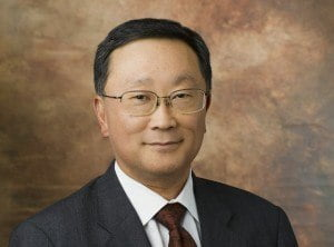 """""""Smartphones have made a major impact on the way we conduct business and communicate with friends and family, driving our ambitions to be productive in order to change the way we contribute to work, our communities and society,"""" said John Chen, Executive Chairman and CEO, BlackBerry. """"At BlackBerry, we're focused on meeting the needs of mobile professionals - business users that are productivity-driven and thrive on achievement - empowering them with mobile solutions that allow them to work smarter, collaborate better, and achieve more."""""""