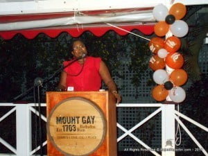 """The event culminates activities held as part of Mount Gay's participation in the internationally observed Customer Service Week, under the theme """"say yes to excellence""""."""