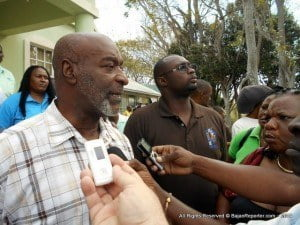 (PERSONAL FILE IMAGE - SO BARBADOS TODAY? LEAVE IT ALONE!) The Congress is highly critical of the fact that the case of the NCC workers has not yet been heard, despite the promise by government in the month of July that this matter would be expedited.