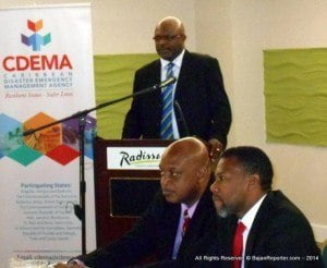 The implementation of this current programme is being officially launched on Friday, October 31, at the Radisson Resort in Barbados and will feature a display by CDEMA, the Dominican Republic and the CDB highlighting achievements from previous EU funded projects. This will be followed immediately after by the first meeting of the Project Steering Committee for the programme, which comprises representatives from core institutions such as CARIFORUM, CDEMA, CDB and the Dominican Republic as well as observer institutions. (PERSONAL FILE IMAGE)