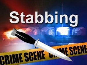 (IMAGE VIA - fox43.com) From initial information, the victim and a man were involved in an altercation; as a result the victim is believed to have received multiple stab wounds.  He died at the scene.