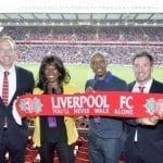 BTA Liverpool officials