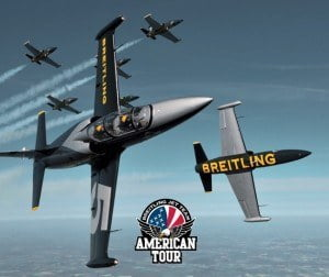 Breitling Jet Team - USA