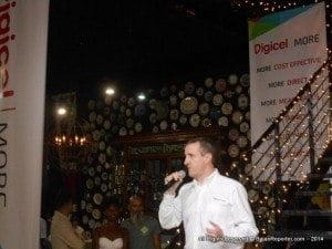 Mark Linehan CEO, Digicel Barbados Limited