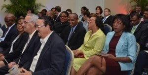 Attendees at the Caribbean Association of Banks (CAB) 41st Conference and Annual General Meeting held in Grenada. (CAB image)