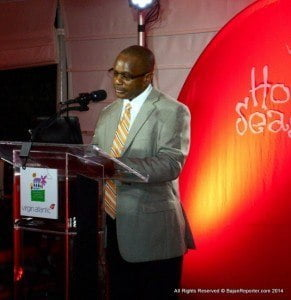 """(FILE IMAGE) Adds BTMI Chairman Alvin Jemmott """"We at the Barbados Tourism Marketing, Inc., are delighted to support the Caribbean Music Summit in its mission to bring leading executives and artists from the international music and entertainment industries to the most beautiful island in the world, Barbados, to work, rest, play and discover the attractiveness of our culture, our facilities, our business environment and of course, our music."""""""