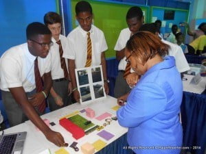 "To those students who were not successful, the Sagicor official urged their continued interest saying: ""We need to have technology and innovation on a wider scale in the region, especially in Barbados. Be innovative and continue to think outside the box, the way you are doing."""