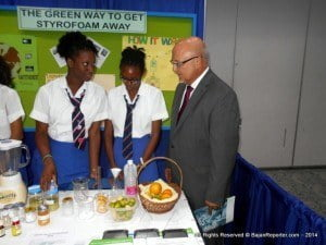 "Meanwhile, Chief Operating Officer of Sagicor Life Inc. and General Manager of Barbados Operations, Edward Clarke, described the Challenge Competition as ""a long but very rewarding journey"" for his company, and said he hoped it had inspired students and teachers to embrace STEM and STEM projects as a whole."