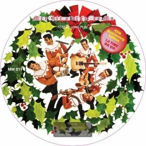 Merrymen CD Stamp
