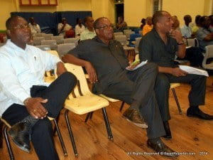 He assured the church leaders that Barbados' preparedness was being monitored at the highest level with the National Security Committee meeting weekly and Cabinet also receiving a weekly update from the Health Ministry.