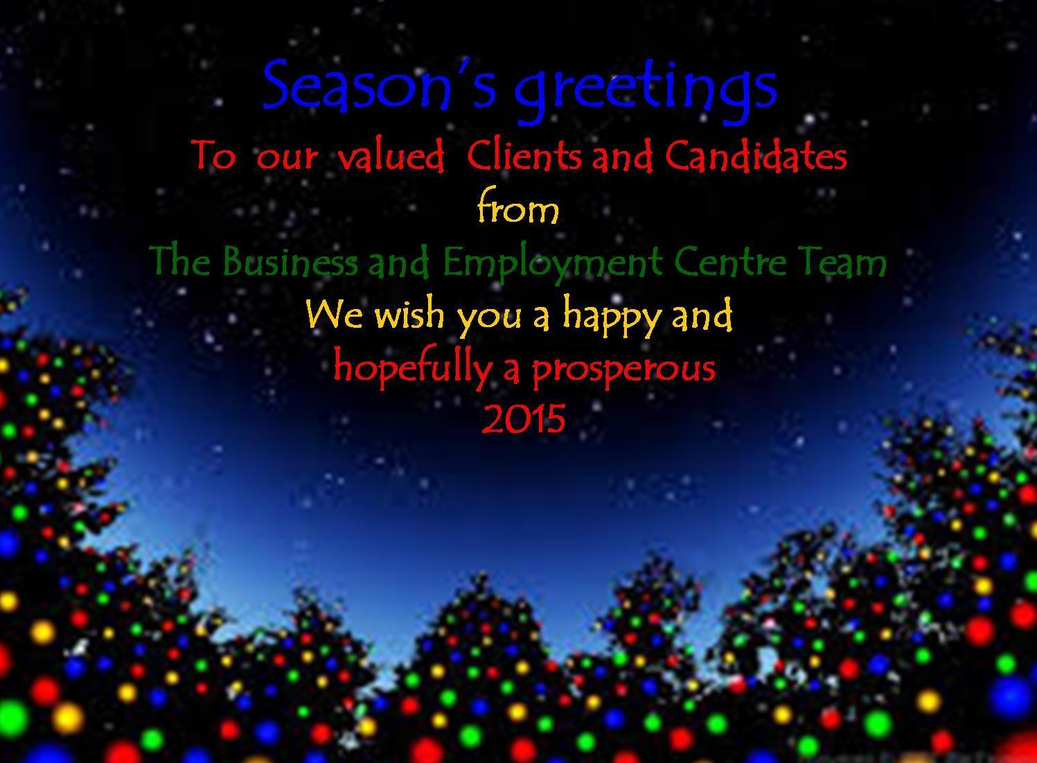 The Bajan Reporter Seasons Greetings From The Bec Team The