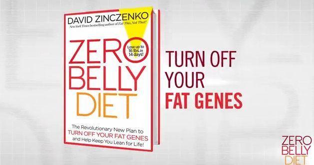 The zero belly fat