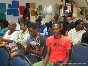 Labour Minister Esther Byer-Suckoo says the creation of entrepreneurs and enabling them falls under the EU mandate from Christmas Eve when funds were placed in the Barbados Treasury specifically for HRD or Human Resource Development.