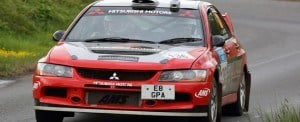 """Last year, Watson entered his Audi quattro S1, which attracted a lot of attention, but caused the team endless problems. Will adds: """"One of the highlights was the first stage at Bushy Park, with our good friends Allan Mackay and Mo Downey having big issues with the Anglia WRC and ourselves breaking the wishbone off the start line. The Audi and Anglia completed the stage side by side, going as fast as they could - about 10 mph - but the sound from the crowds was amazing, we could hear through our helmets."""""""