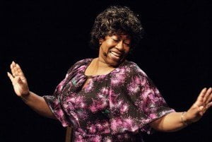 """Denise Jannah who received numerous accolades worldwide for her show """"Ella"""", a tribute to Ella Fitzgerald, will take place at Frank Collymore Hall"""
