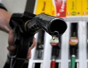 (IMAGE VIA - Voice Online SLU) Effective midnight, January 11, the retail price of gasoline will be adjusted from $3.25 BBD per litre to $2.83 per litre - a saving of 42 cents.