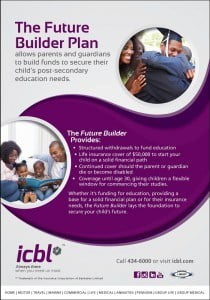 ICBL - Always there when you need us most.   www.ICBL.com   246-434-6000