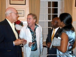 The Task Force for the Preservation of Barbados' Built Heritage, which is ably chaired by (extreme left) Sir Henry Fraser, was established by the Cabinet to assist the Government of Barbados with identifying funding options and sources of funding for the restoration of our valuable heritage structures. A charity, the Preservation (Barbados) Foundation Trust, has also been established as a convenient vehicle for receiving, managing and disbursing the funds raised by the Task Force.
