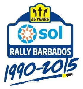 Sol Rally Barbados and the King of the Hill shakedown event are organised by the Barbados Rally Club, which was founded in 1957; Sol RB15 marks the 25th Anniversary of the Club's annual International All-Stage Rally and the eighth year of title sponsorship by the Sol Group, the Caribbean's largest independent oil company.