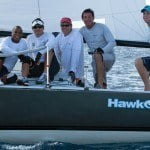 Team Hawkeye j24 winners