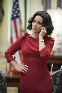 Veep: Cast includes Emmy® winner Julia Louis-Dreyfus, Emmy® winner Tony Hale, Anna Chlumsky, Matt Walsh, Reid Scott, Timothy C. Simons, Sufe Bradshaw and Kevin Dunn. Created by Armando Iannucci, who executive produces along with Christopher Godsick and Frank Rich.