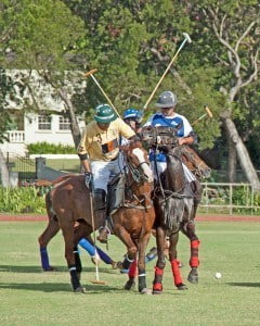 A visit to the Mount Gay Rum Distillery in the morning, and an afternoon soaking up the colonial-style hospitality at an exhibition polo match at Holders Polo Field provided plenty of relaxation in preparation for the Mount Gay Rum Round Barbados Race on the 21st.