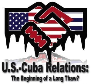 (IMAGE VIA - thecubanhistory.com) That is why conflicts like that between Cuba and the United States persist for so long. For more than a half-century, no US president was willing to pay the political price for admitting failure and resuming diplomatic relations with the island. But, as his tenure enters the home stretch, Barack Obama seems to have been released from such constraints.