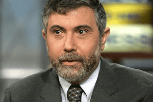 (IMAGE VIA - theblaze.com) That is an incredible claim. The budget deficit has been brought down sharply, and unemployment has declined. Yet Krugman now says that everything has turned out just as he predicted.