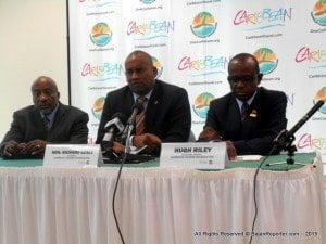 The Chairman of the Caribbean Tourism Organization (CTO), Richard Sealy, and the secretary general, Hugh Riley, along with the CTO's director of research, Winfield Griffith, announced the record performance at a news conference streamed live to a global audience from CTO headquarters...