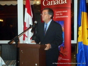 "Commenting on this upcoming visit, High Commissioner of Canada to Barbados, Richard Hanley, stated: ""We are pleased to welcome the companies of Newfoundland and Labrador as they seek to expand into various Caribbean markets. This trade mission is further testimony to Canada's ongoing commitment to the region. Newfoundland offers the region products, services, technologies and experience relevant to island environments and we look forward to the establishment of many new and successful partnerships during this mission."""