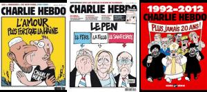 Cowards at Sky News refuse to show Charlie Hebdo cover